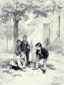 Boys_Playing_Marbles_Andre¦ü-Henri-Dargelas_Public-Domain